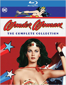 Wonder Woman: The Complete Series (Blu-ray Disc)