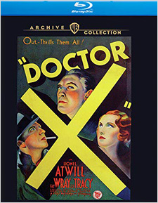 Doctor X (Blu-ray Disc)