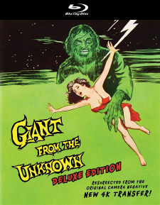 Giant from the Unknown (Blu-ray Disc)