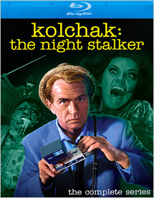 Kolchak: The Nigh Stalker - The Complete Series (Blu-ray Disc)