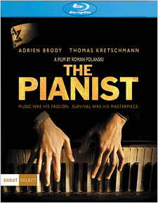 The Pianist (Blu-ray Disc)