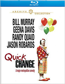 Quick Change (Blu-ray Disc)