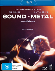 The Sound of Metal (Blu-ray Disc)