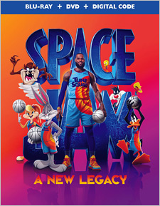 Space Jam: A New Legacy (Blu-ray Disc)