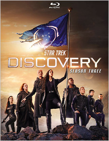 Star Trek: Discovery - Season Three (Blu-ray Disc)
