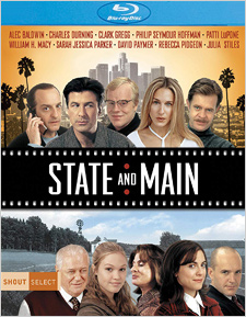 State and Main (Blu-ray Disc)