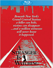A Stranger Is Watching (Blu-ray Disc)