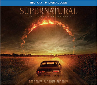 Supernatural: The Complete Series (Blu-ray Disc)