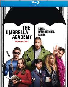 The Umbrella Academy: Season One (Blu-ray Disc)