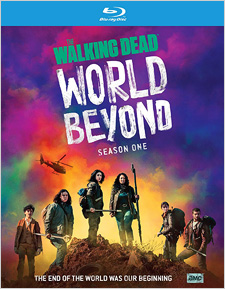Walking Dead: World Beyond - Season One (Blu-ray Disc)