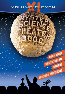 MST3K Volume XI (DVD Disc)