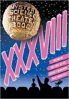Mystery Science Theater 3000: Volume XXXVIII (DVD)