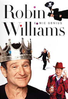 Robin Williams: Comic Genius (DVD Disc)