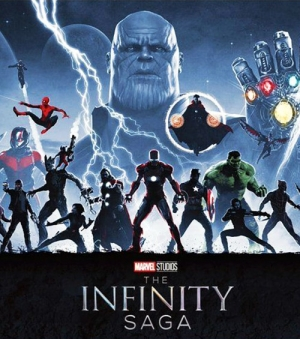 The Infinity Saga (BD/4K box set)
