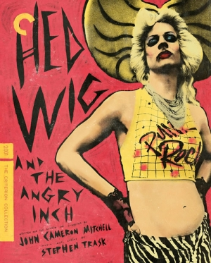 Hedwig and the Angry Inch (Criterion Blu-ray)