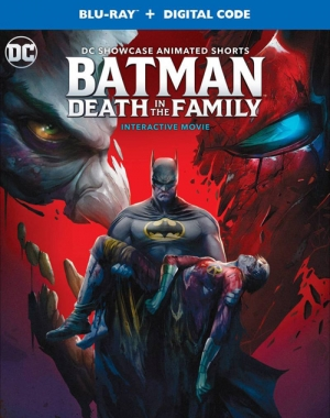 Batman: Death in the Family (Blu-ray Disc)
