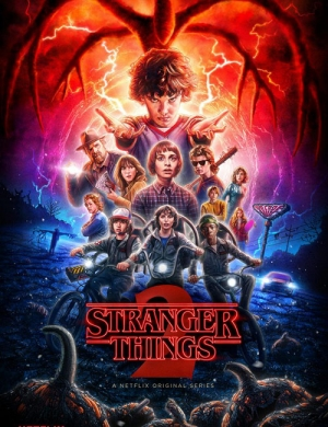 Stranger Things: Season 2 (4K Ultra HD)