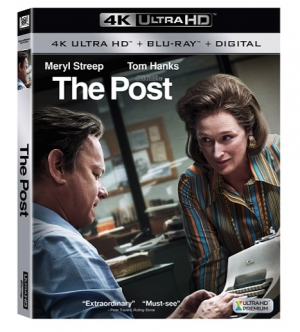 The Post (4K Ultra HD Blu-ray)