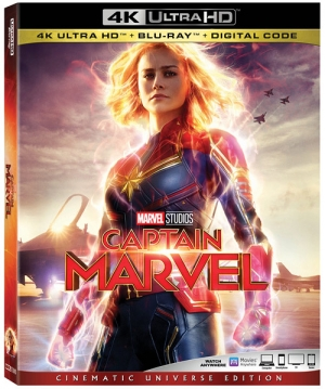 Captain Marvel (4K Ultra HD)