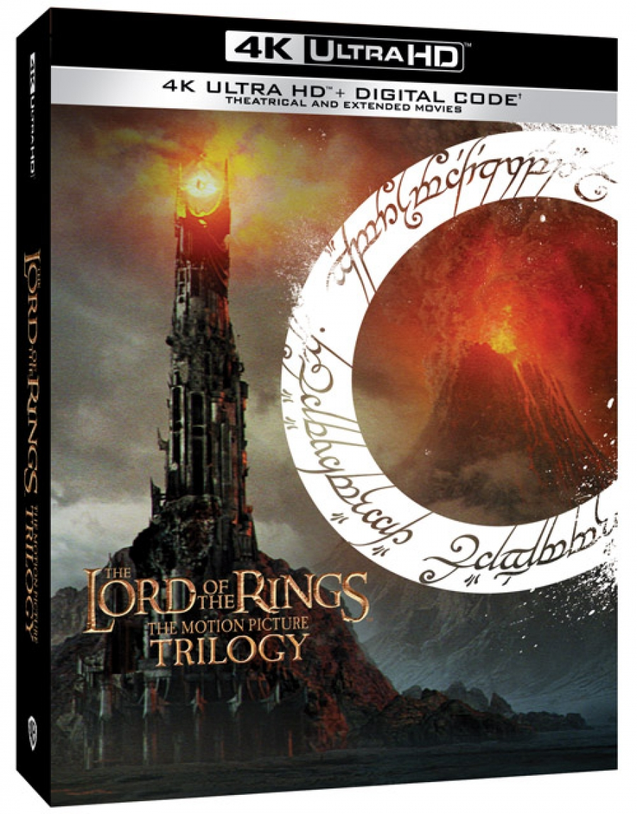 It S Official The Lord Of The Rings Trilogy The Hobbit Trilogy Arrive On 4k Ultra Hd On 12 1