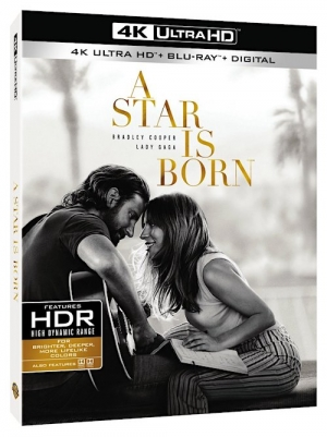 A Star Is Born (4K Ultra HD)