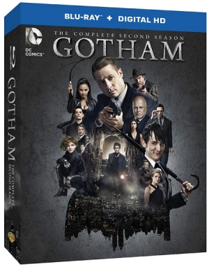 Gotham: Season Two on Blu-ray