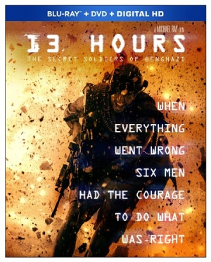 Paramount's 13 Hours on Blu-ray
