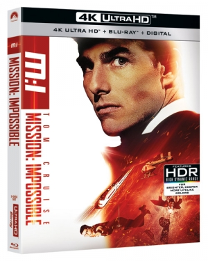 Mission: Impossible (4K Ultra HD Blu-ray)