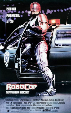 RoboCop one sheet