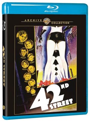 42nd Street on Blu-ray