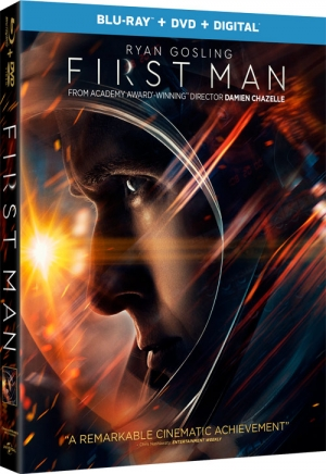 First Man (Blu-ray Disc)