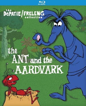 The Ant and the Aardvark coming to Blu-ray!