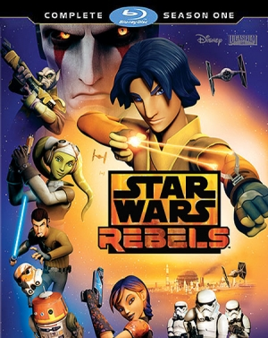 Star Wars Rebels: Season One on Blu-ray