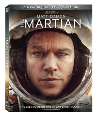 The Martian (Blu-ray 3D)