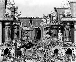 D.W. Griffith's Intolerance coming to BD