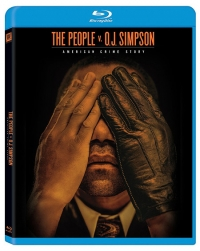 The People vs O.J. Simpson Blu-ray Disc