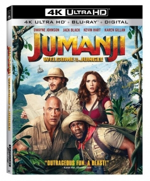 Jumanji: Welcome to the Jungle (4K Ultra HD)