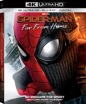 Spider-Man: Far From Home (4K Ultra HD)