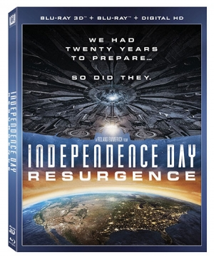 Independence Day: Resurgence (Blu-ray Disc)