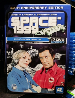Space: 1999 – 30th Anniversary Edition on DVD (2007)