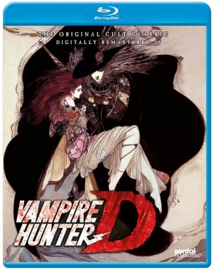 Vampire Hunter D Blu-ray