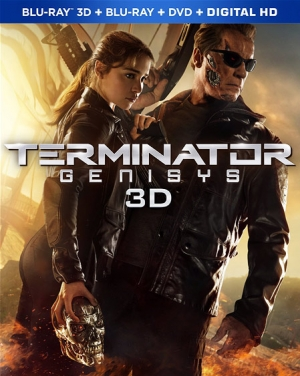 Terminator Genisys coming to Blu-ray