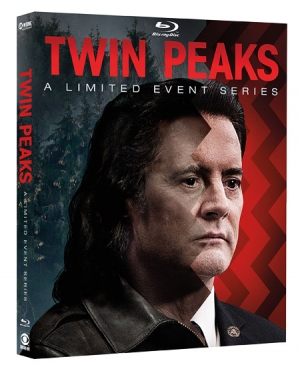 Twin Peaks: A Limited Event Series (Blu-ray Disc)