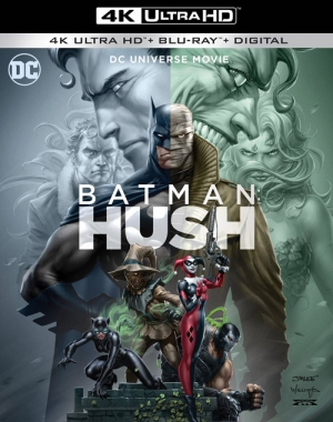 Batman: Hush (4K Ultra HD)