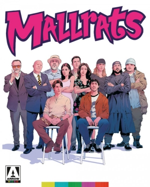 Mallrats (Blu-ray Disc)