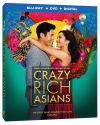 Crazy Rich Asians (Blu-ray Disc)