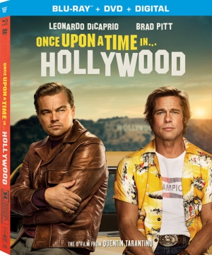 Once Upon a Time... in Hollywood (Blu-ray Disc)