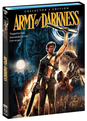 Army of Darkness: Collector's Edition Blu-ray