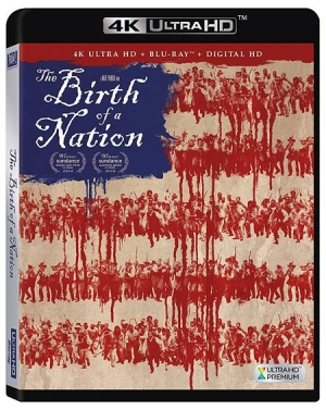The Birth of a Nation (4K Ultra HD Blu-ray)