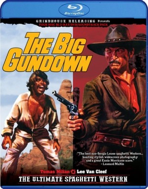 The Big Gundown coming to BD